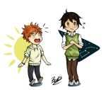 [HQ] sun and star child by volleybutt