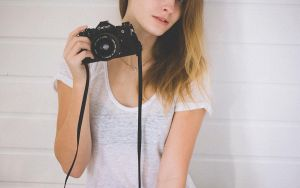 camera love i by adayofsunrise