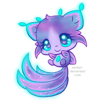 [CLOSED] Bubble Kitten #1 by Sarilain