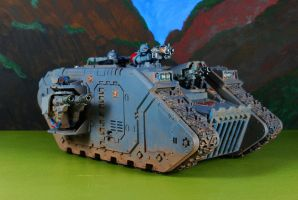 Land Raider by 12jack12