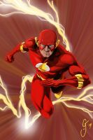 The Flash by GraemeJackson