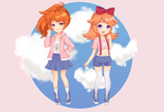 Collab: Matching Friends by Frappe7