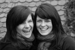 Girls Laughing 7384730 by StockProject1