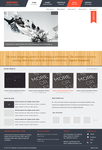 Another Failed Inspired Wordpress Index Mockup by imaxds