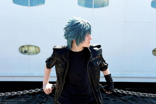 [FFXV Cosplay] Noctis by Luxris