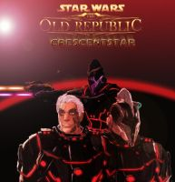 Crescentstar The Mercenary by oscarmiranda90