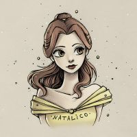 Belle by natalico