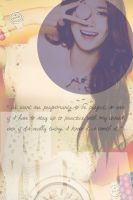 Soshi by Quotes : Yoona by GraPHriX