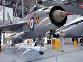 English Electric Lightning by SindreAHN