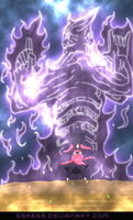 Madara's Susano by SsRBsS