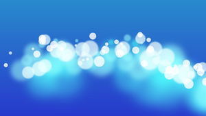 Ambient Bokeh Wallpaper by o0Tasker0o