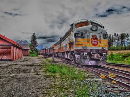 CP 4107 Business Train [HDR] by MrConductor