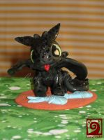 baby Toothless 02 by Luna-cuteXD