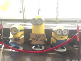 Minions  by Pinkwolfly