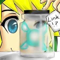 Not this time Navi by Xylerz