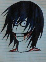 Jeff The Killer by hello-people10