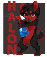 Halon by melonbunny