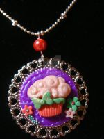 Colorful Cuppy Medallion by colourful-blossom