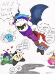 contest: When Fangirls Attack by CuppaStars