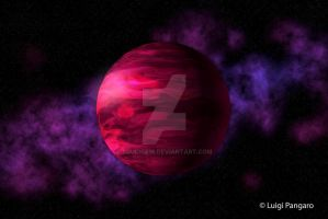 Gas Giant-Nightshade by squidge16