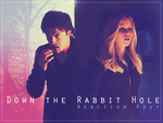 Down The Rabbit Hole - Reaction Post by ikillsnow