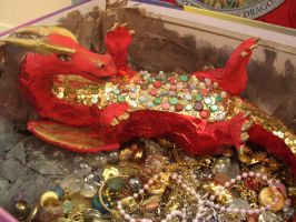 Smaug- from The Hobbit by DragonSpark
