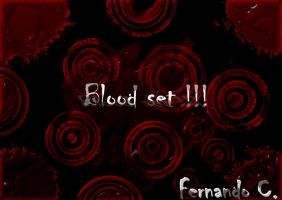 Blood Set by ThaMex4lif3