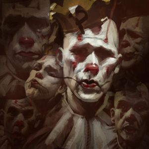 Puddles Pity Party by IzzyMedrano