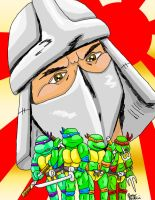 Turtle Power by RoccoBertucci