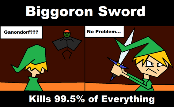 A BIG Tip From Hyrule by birdtendo