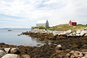 Nova Scotian Scene by PaulMcKinnon