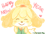 Happy New Year by Cristychan96