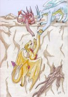 Hold and help me by ChibiMieze
