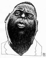 Biggie Smalls by chrisCHUA