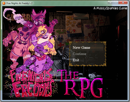 Five Nights at Freddy's: THE RPG (Teaser #1) by Fangirl-Trash