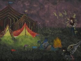 my circus by smunk1
