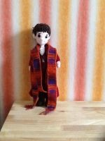The 4th Doctor V2 by Ulla-Andy