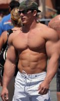 Hot Shirtless Guy 103 by Stonepiler