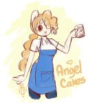 Luvpeaches Angelcakes by CookingPeach
