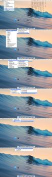 EYRETIRION Taskbar's toolbars for Windows 7, 8+,10 by ZEUSosX