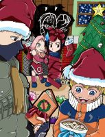 Naruto-Christmas by Mockingbyrd