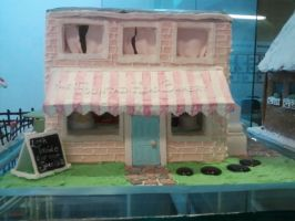 The FountainHead Bakery by zamor438
