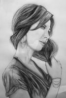 Nancy Ajram by ghostmax