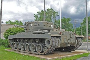 M46 Patton_0032 6-22-11 by eyepilot13