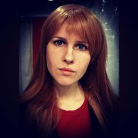 Donna Noble make-up test by Karenscarlet