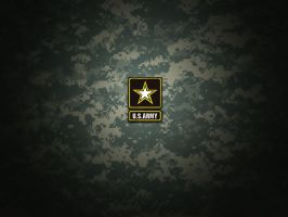 US Army ACU Wallpaper by Falco101