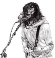 Simon Neil - Biffy Clyro by C2Aye