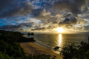 Fernando de Noronha - Sunset by ssabbath