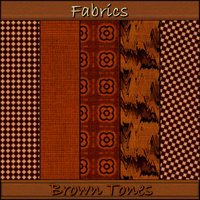 Fabrics - Brown Tones by allison731