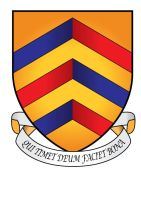 Merton College Oxford Coat Of Arms by ChevronTango